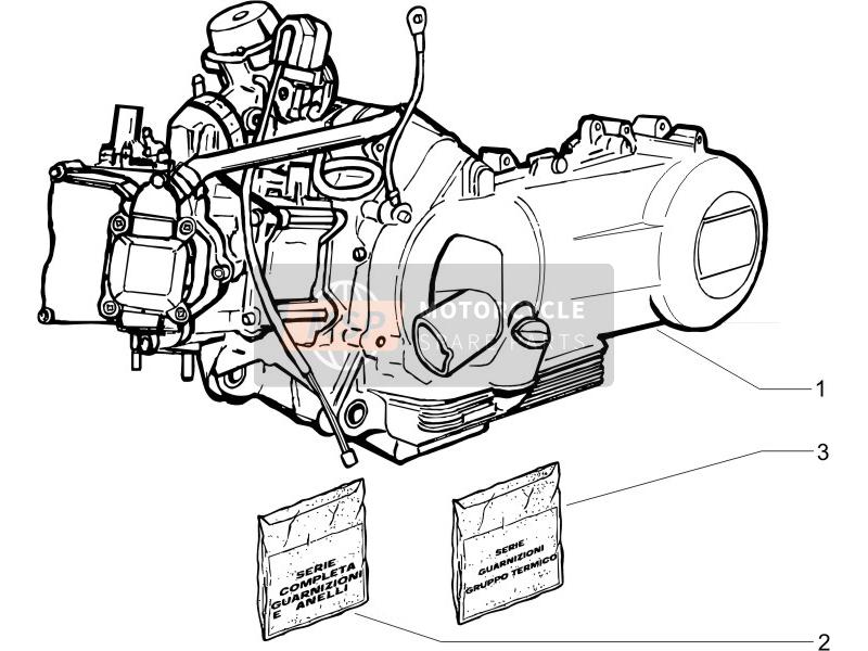 Motor, Baugruppe