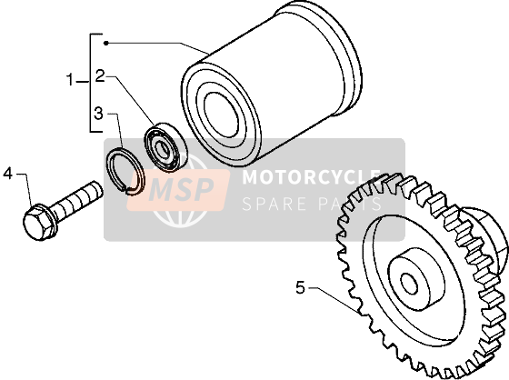 Torque limiting device - Damper pelley (For VXR vehicles)