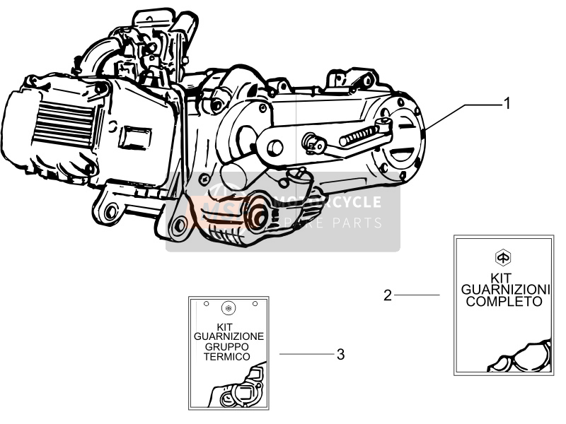 Engine, assembly (2)