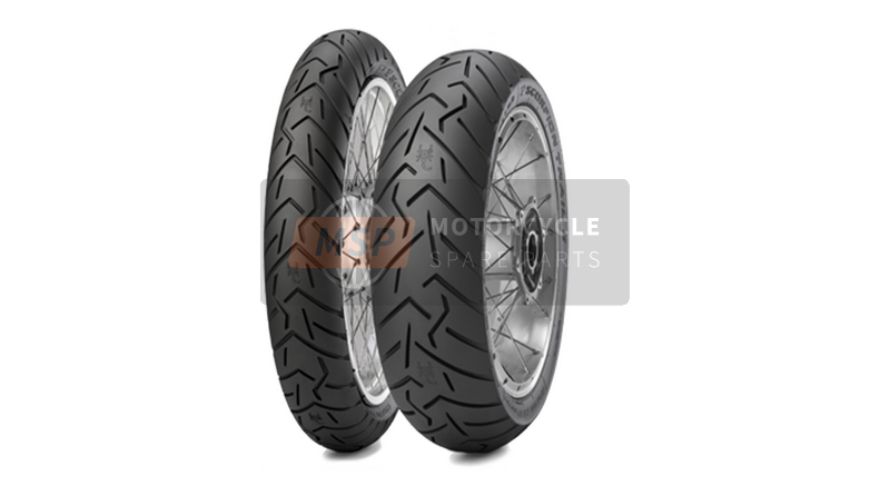 (*) PIRELLI SCORPION™ TRAIL II