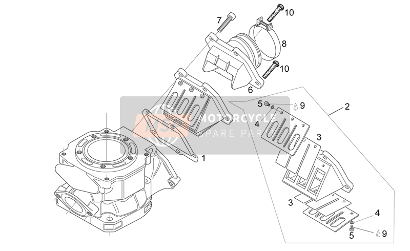 Carburettor Brida