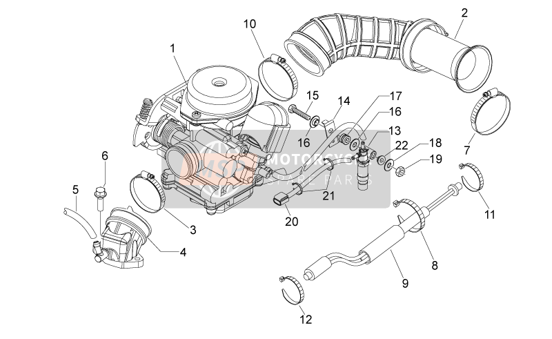 Carburettor I