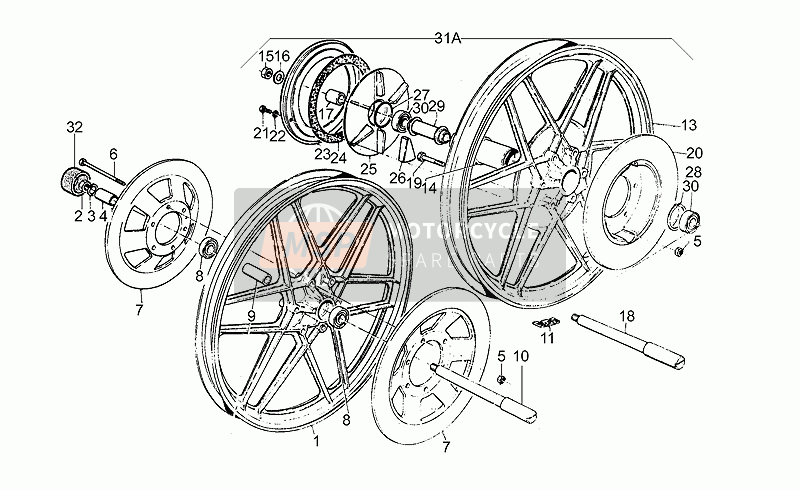 Legering Wheels