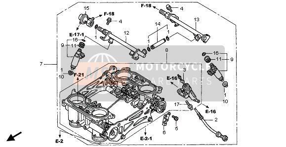 THROTTLE BODY (ASSY)
