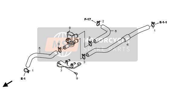 AIR INJECTION CONTROL