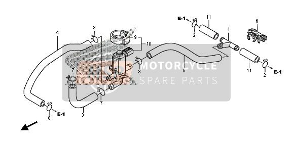 AIR INJECTION CONTROL VALVE