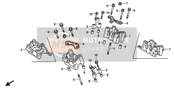 CAMSHAFT HOLDER