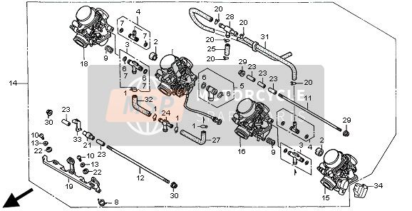 CARBURETOR (ASSY)