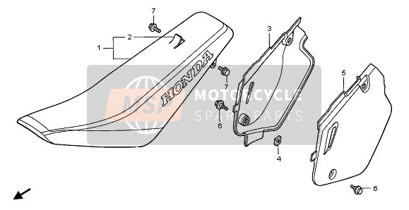 SEAT & SIDE COVER