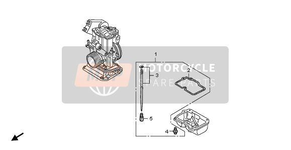 CARBURETOR O.P. KIT