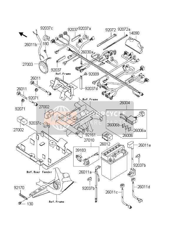 CHASSIS ELECTRACIAL EQUIPMENT
