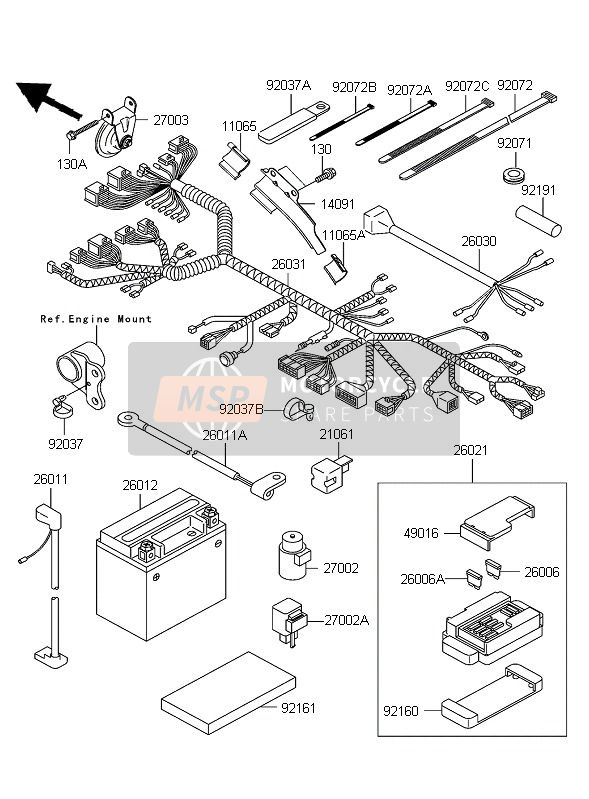 CHASSIS ELECTRICAL EQUIPMENT