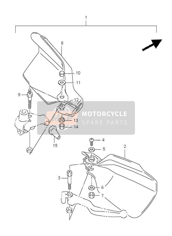 KNUCKLE COVER (OPTION)