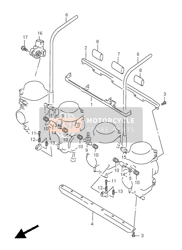 CARBURETOR FITTING