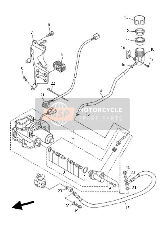 CLUCH ACTUATOR
