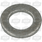 016626, Plain washer 10,4x18x2, Piaggio