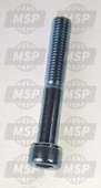 655554, Hex Houder Screw M10X65, Piaggio