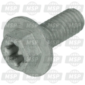 0024060156, HH collar screw M6x15 TX30, KTM