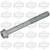 0025060556, HH collar screw M6x55 TX30, KTM