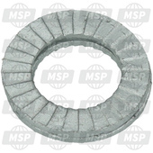 50233041000, PAIR OF WASHERS M 6 NORDLOCK, KTM