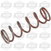 54837072000, AUXILIARY SPRING SOFT, RED, KTM