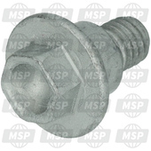 59001092050, SPECIAL SCREW M6X12,5 WS=8, KTM