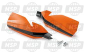7700207900004, HAND GUARDS CPL.L/S+R/S OR. 06, KTM