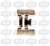 5NWF59190000, SUPPORT,  PLAQUETTE, Yamaha